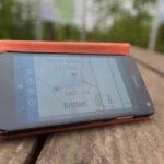 Die SHS-Marathon 2017 Wanderkarte in der Avenza Maps App