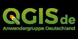 Logo QGIS Anwendergruppe DE e.V.